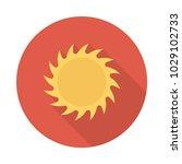 sun shine climate    Shutterstock .eps vector #1029102733