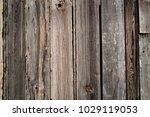 wood plank background | Shutterstock . vector #1029119053