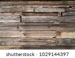 rustic wood background | Shutterstock . vector #1029144397
