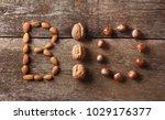 bio word  biological concept | Shutterstock . vector #1029176377