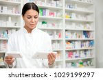 medicine  pharmaceutics  health ... | Shutterstock . vector #1029199297