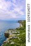 beautiful view of the inis m r...   Shutterstock . vector #1029314077