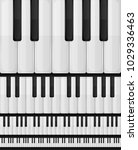 Piano Keyboard Seamless...
