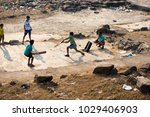 mumbai   india 18 february... | Shutterstock . vector #1029406903