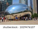chicago  il   usa   october... | Shutterstock . vector #1029476107