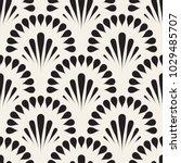 seamless pattern. geometric... | Shutterstock .eps vector #1029485707