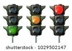 traffic light  traffic light... | Shutterstock .eps vector #1029502147