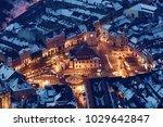 brasov  transylvania. romania....   Shutterstock . vector #1029642847