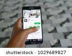 pahang   malaysia   january 4 ...   Shutterstock . vector #1029689827