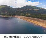 beautiful aerial landscape of...   Shutterstock . vector #1029708007
