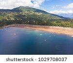 beautiful aerial landscape of...   Shutterstock . vector #1029708037