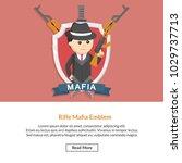 rifle mafia emblem job...