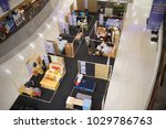 chiang mai  thailand   february ... | Shutterstock . vector #1029786763