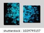 dark bluevector template for...
