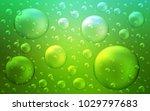 light green vector background...   Shutterstock .eps vector #1029797683