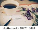 reminder wedding day in... | Shutterstock . vector #1029818893