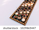 catering in wedding day | Shutterstock . vector #1029865447