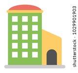 modern architectural design of