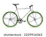 vector illustration of road... | Shutterstock .eps vector #1029916363