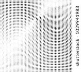 grunge halftone dots pattern...   Shutterstock .eps vector #1029941983