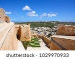 victoria  gozo  malta   april 3 ...   Shutterstock . vector #1029970933