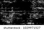 black and white halftone dots...   Shutterstock .eps vector #1029971527