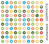 internet icons set | Shutterstock .eps vector #1029974773