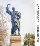Small photo of Statue of Pau Claris - the President of Catalonia at the start of the Catalan Revolt.