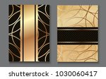 brochure or vip packaging... | Shutterstock .eps vector #1030060417