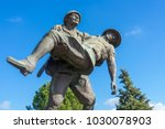 5 feb 2018 monument of a...   Shutterstock . vector #1030078903