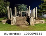 thuparamaya dagoba  stupa  by... | Shutterstock . vector #1030095853