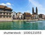 zurich  switzerland   september ...   Shutterstock . vector #1030121053