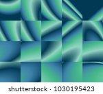northern lights textures set in ... | Shutterstock .eps vector #1030195423