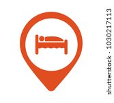 pinpoint hotel accommodation ...   Shutterstock .eps vector #1030217113