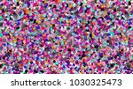beads background. fashion... | Shutterstock . vector #1030325473