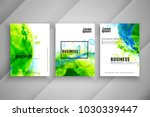 abstract stylish business... | Shutterstock .eps vector #1030339447
