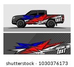 racing graphic background... | Shutterstock .eps vector #1030376173