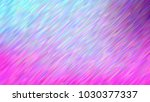 holographic gradient stripes... | Shutterstock .eps vector #1030377337