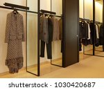 luxury and fashionable european ... | Shutterstock . vector #1030420687