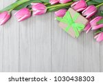 mother's day and easter... | Shutterstock . vector #1030438303