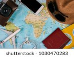 passport  photo camera  smart... | Shutterstock . vector #1030470283