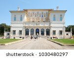 rome italy   july 20 2017  ... | Shutterstock . vector #1030480297