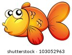 illustration of a cute tropical ...   Shutterstock .eps vector #103052963
