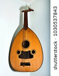 Small photo of Turkish and Arabic music instrument oud aka ud