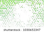 light green vector abstract... | Shutterstock .eps vector #1030652347