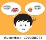 brain cartoon characters vector ...   Shutterstock .eps vector #1030688773