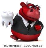 red bull   3d illustration | Shutterstock . vector #1030750633
