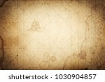 pirate and nautical theme... | Shutterstock . vector #1030904857