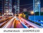 smart city icon   Shutterstock . vector #1030905133