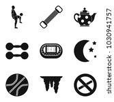 world sport icons set. simple... | Shutterstock .eps vector #1030941757